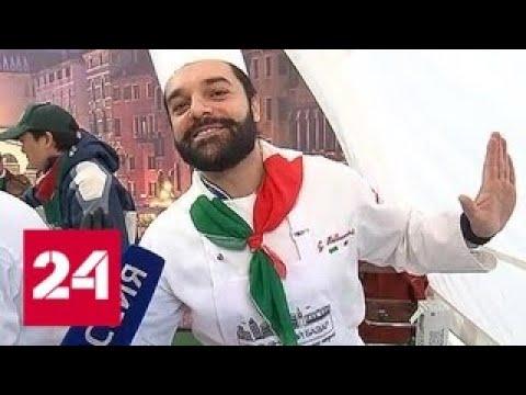 В посольстве Италии в Москве открылся благотворительный базар