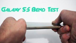 samsung galaxy s5 bend test iphone 6 plus bendgate