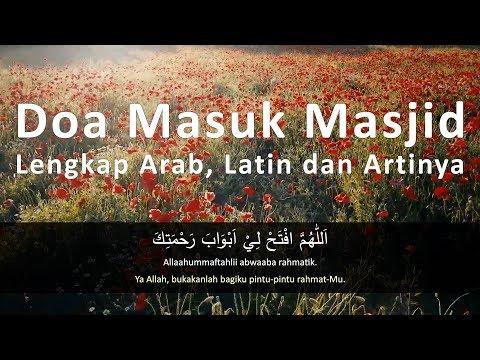 DOA MASUK MASJIDIL HARAM #UMRAH #HAJI.