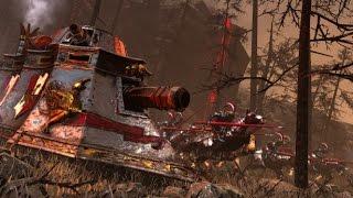 Total War Warhammer | Gameplay: La Batalla del Paso del Fuego Negro