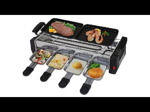 Moredeal My Light Portable Electric Bbq Grill