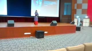 Public Speaking Final-NERVOUS GIMIC AT BEGINING (Auditorium Uniten)