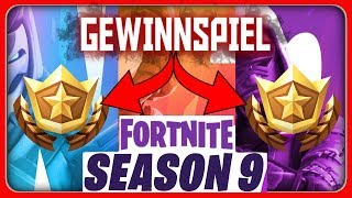 🔴BATTLE PASS SEASON 9 COMPETITION FOR ALL 🔥 Live: Fortnite [English]