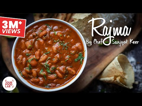 Authentic Punjabi Rajma Recipe | Punjabi Style Rajma | Chef Sanjyot Keer