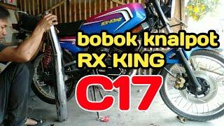 Gambar cover Bobok knalpot RX King setelan garing #CDRknalpot