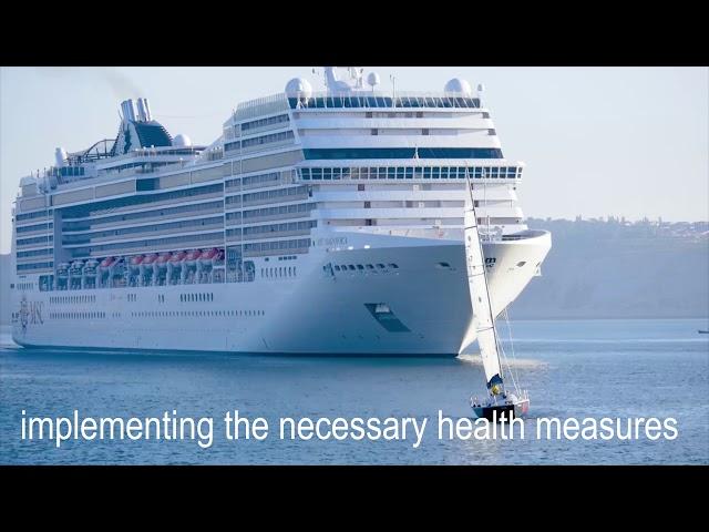 Puertos del Estado participa en International Cruise Summit 2020