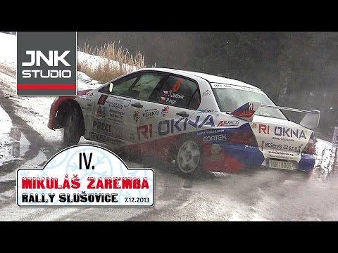 V. Mikuláš Zaremba Rally Slušovice 2013