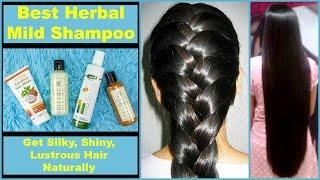 Use brands everyday Mild for shampoo