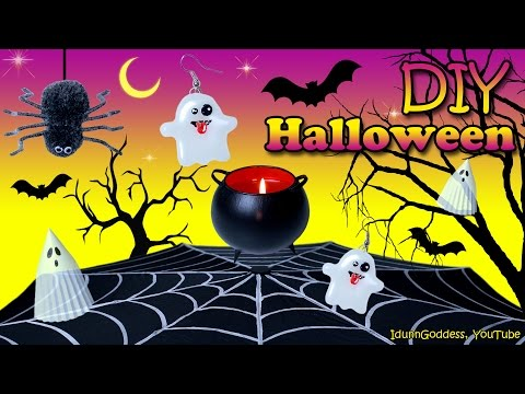 DIY Projects For Halloween – How To Make Awesome Halloween Decorations