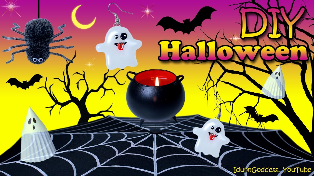 diy projects for halloween u2013 how to make awesome halloween