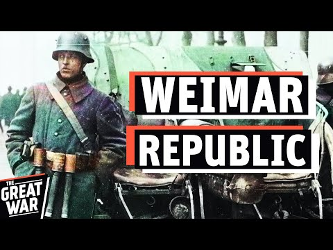 The Freikorps Marches On Berlin - The Kapp Putsch I THE GREAT WAR 1920
