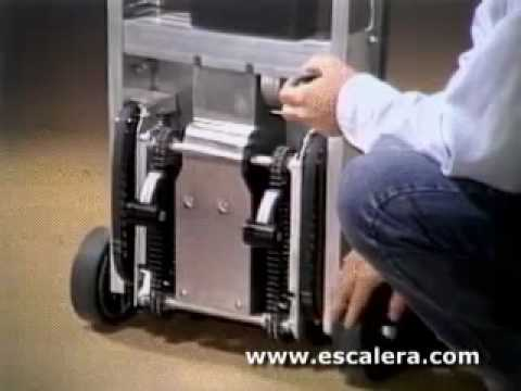 Escalera Staircat 174 Stair Climbing Hand Trucks Frequently