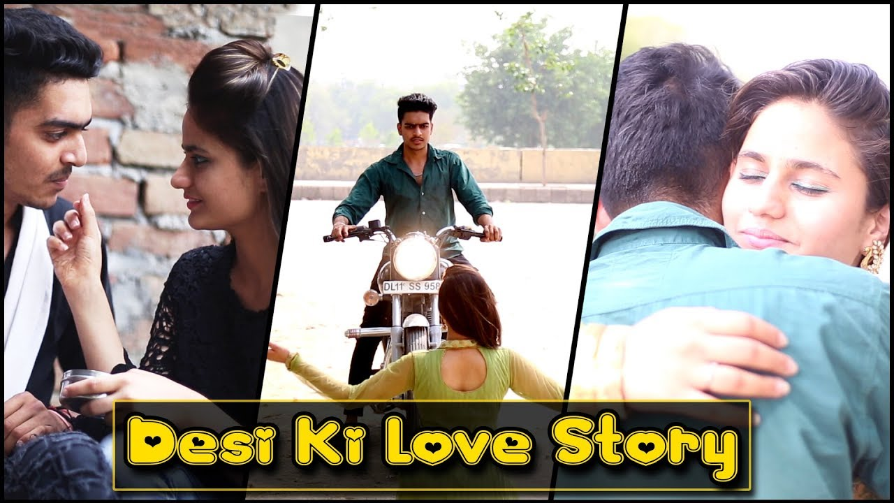 DESI KI LOVE STORY || Rachit Rojha || Namra Qadir