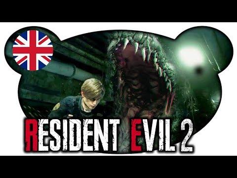 Monster im Abwasser - Resident Evil 2 Remake Leon ???????? #10 (Horror Gameplay Deutsch)