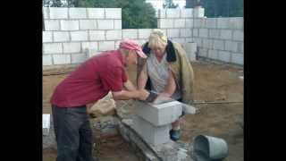 Строительство дачи своими руками<