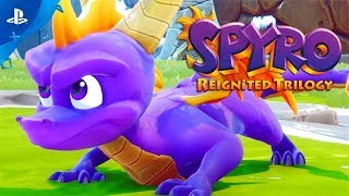 SPYRO Reignited Trilogy Official Launch Trailer (PS4 2018)