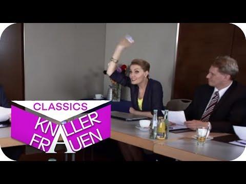Knallerfrauen speed dating