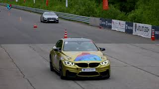 750 HP BMW M4 vs 750 HP Mercedes SL63 AMG