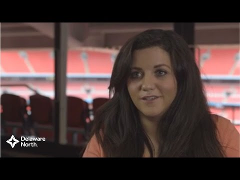 My Career Journey with Delaware North UK | Wembley Stadium
