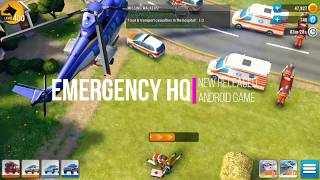 Emergency HQ new released Android strategy game for android 2018[ Android games tv]