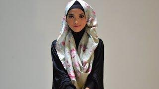 Hijab Tutorial Style 51 by Puteri Hasanah Karunia Thumbnail