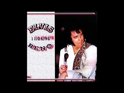 Elvis Presley - Live In Reno - November 24, 1976 Full Album CDR