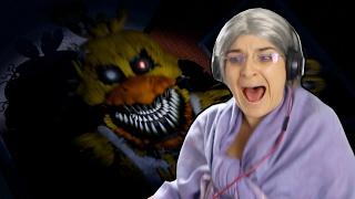 MATARAM A VÉIA DO CORAÇÃO! | Five Nights at Freddy