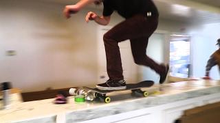 Office Skatepark!!