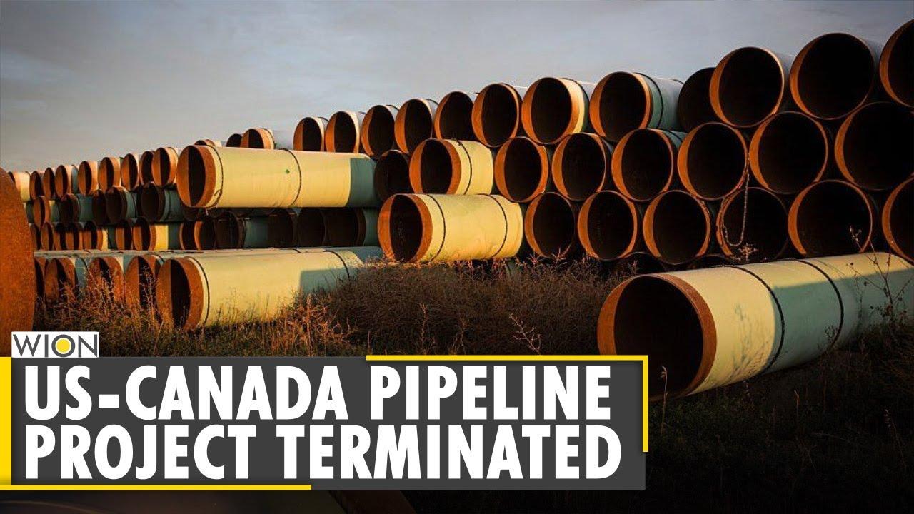 Keystone pipeline developer cancels project