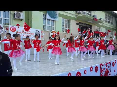 Şehit Komando Er Fatih Özcan İlkokulu 2-C Sınıfı İZİNDEYİZ YÜCE ATAM