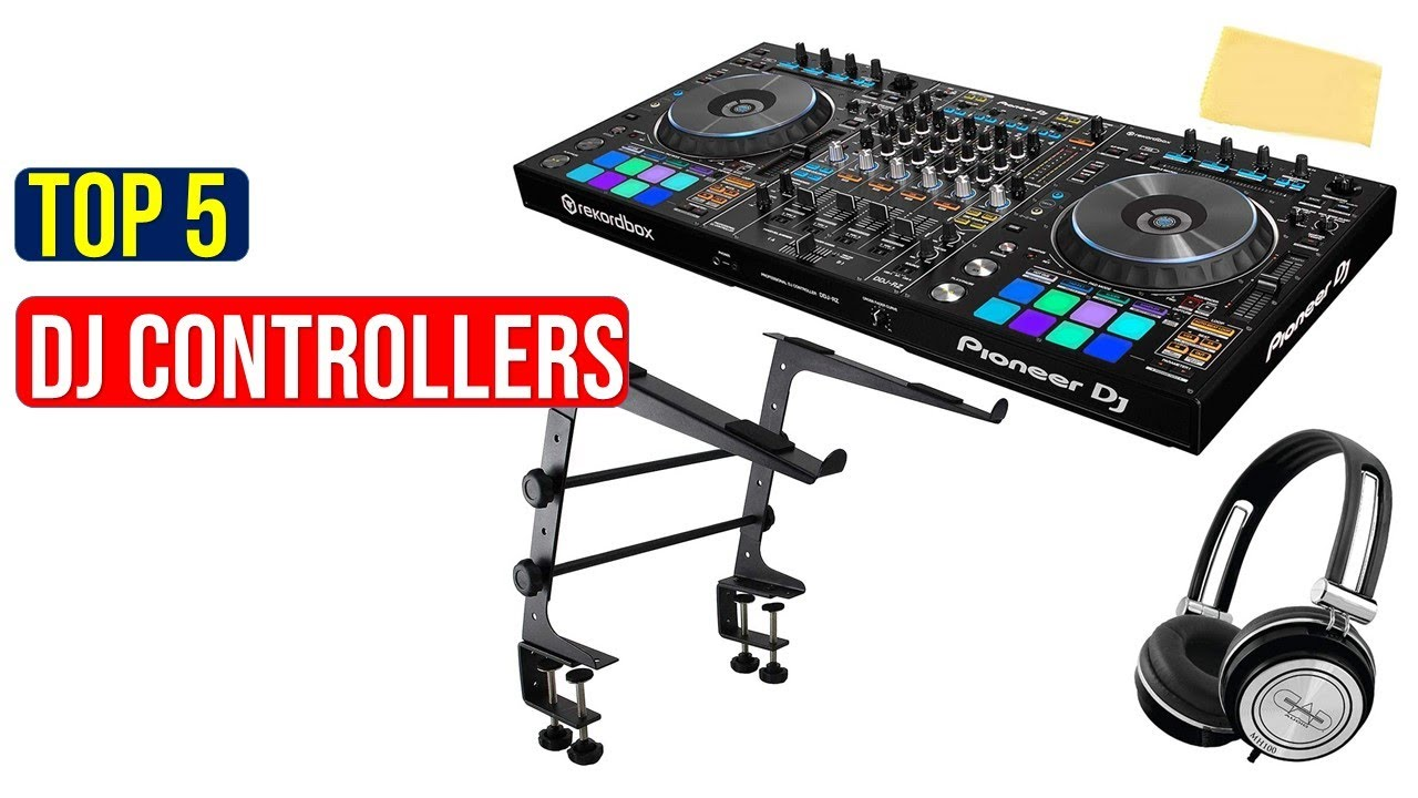 Best DJ Controllers 2021 |  Best Mixing devices For Club party or Home Party