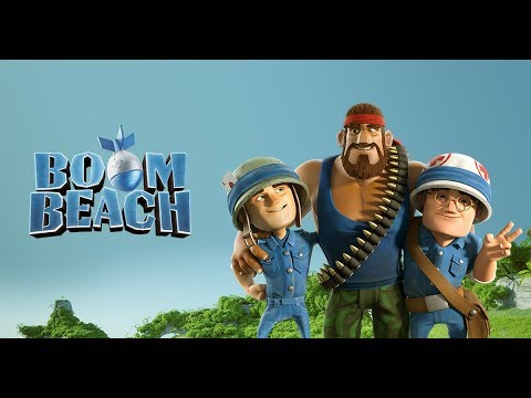 BOOM BEACH CRAZY 6 HOUR LIVE EVENT OR BUST?