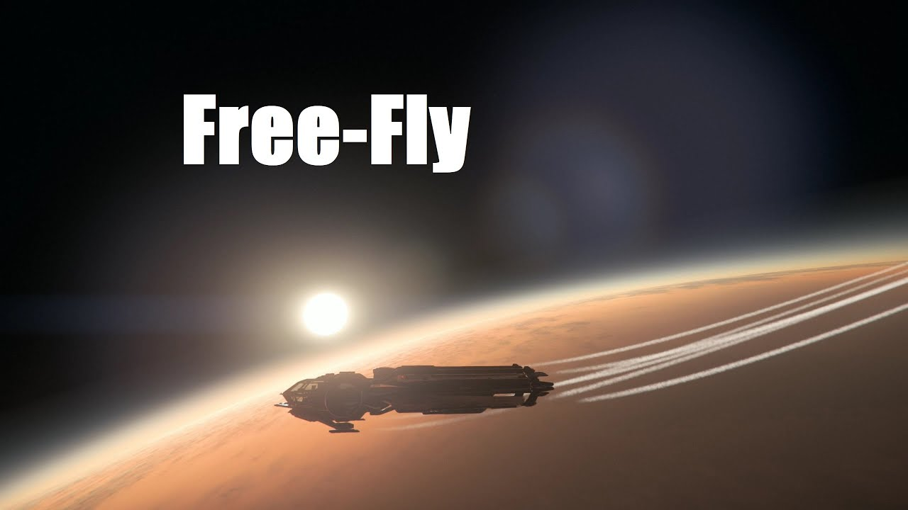 star citizen how to get free ships