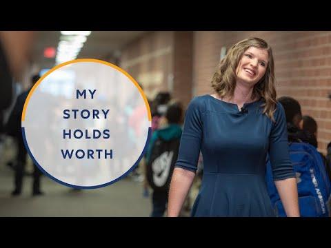 Allie Martin   My Story Holds Worth