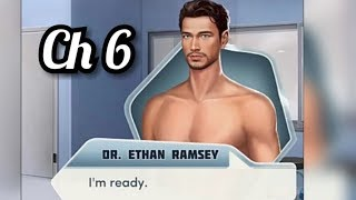 Steamy with DR Bryce❤Open Heart ch 6 💎Choices