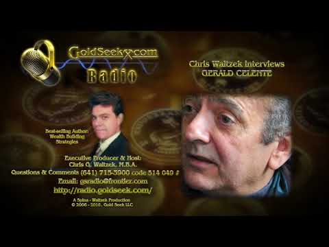 GSR interviews GERALD CELENTE -  Nov 8, 2017 Nugget