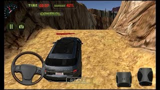 4x4 Range Rover-Hill Climb Drive(by Coding Squares)-Android Gameplay [HD]2018,