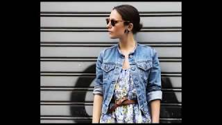 Summer dresses with jean jackets