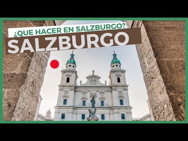 Guía Salzburgo En Un Día, La Ciudad De Mozart | ¿Que Hacer En Salzburgo?
