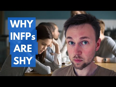 INFP Shyness Explained