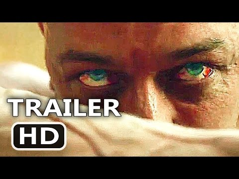 SPLIT Official TRAILER (2017) James McAvoy Thriller Movie HD
