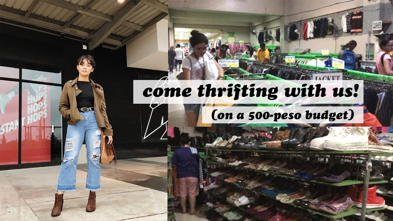 come thrifting with us! (philippines) style siren youtubecome thrifting with us! (philippines) style siren