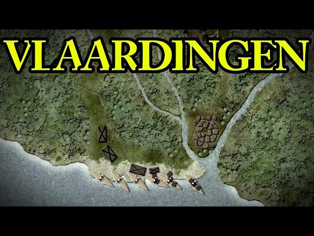 The Battle of Vlaardingen 1018 AD