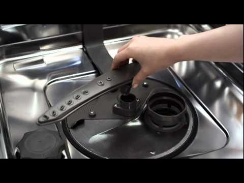 lg dishwasher spray arms youtube. Black Bedroom Furniture Sets. Home Design Ideas
