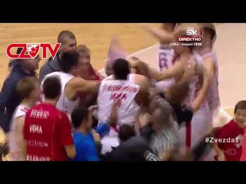 Amazing finish in Belgrade | BC Crvena zvezda mts - Fenerbahce