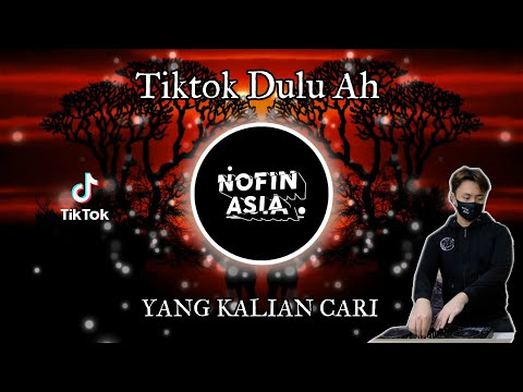 Download DJ TIKTOK DULU AH (AYO GOYANG TIKTOK)  | Nofin Asia Remix Full Bass Terbaru 2021