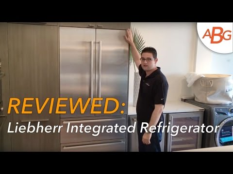 Liebherr French Door Refrigerator Review 36 Integrated Like Sub
