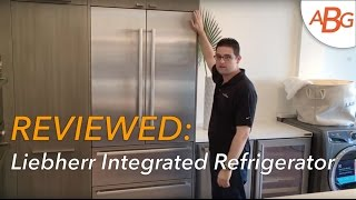 liebherr french door refrigerator review 36 integrated like sub zero it 36ciid
