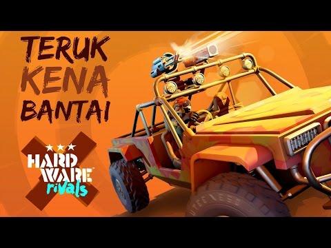 Teruk kena bantai :( - Hard Ware Rivals Online (Bahasa Malaysia)