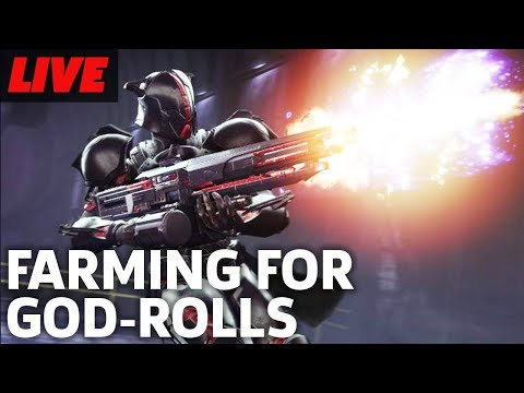 Destiny 2 Black Armory Farming For God-Roll Weapons thumbnail